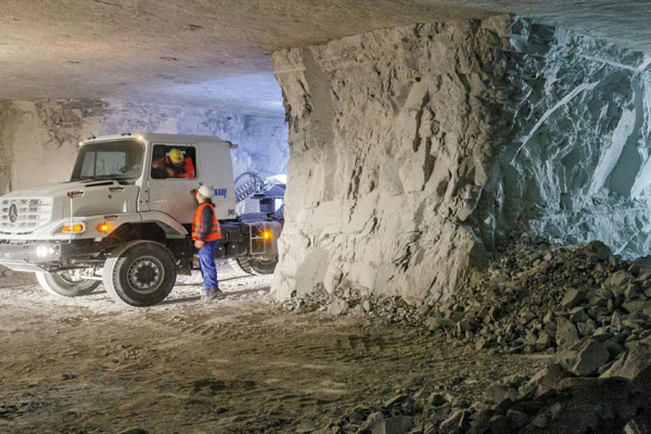 Underground Coal Mining Truck Operators Mine Site Goldfields-iMINCO.net Mining Information