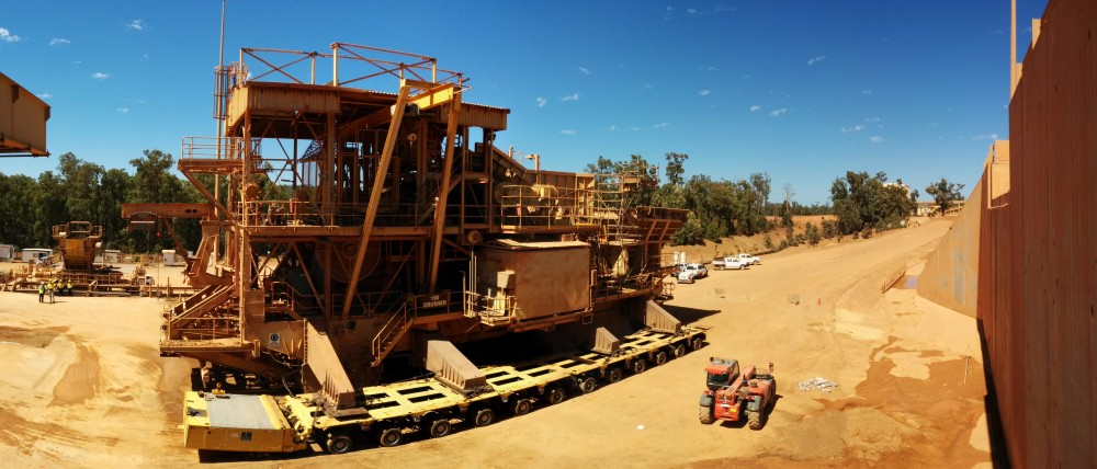 Heavy Mobile Plant Equipment Diesel Fitters Mining Maintenance QLD-iMINCO.net Mining Information