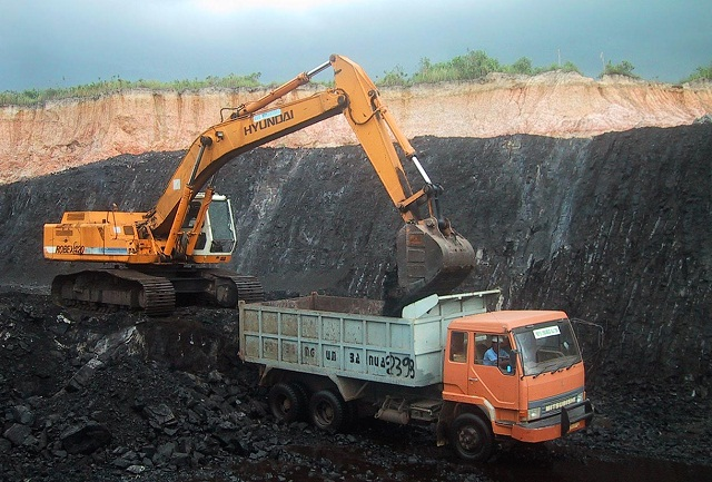 Final Trim Excavator Operators Mining Jobs DIDO Coalfields-iMINCO.net Mining Information