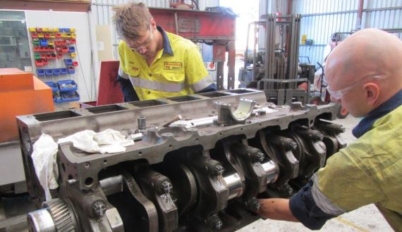 Heavy Duty Diesel Fitter FIFO Darwin Mining Cairns QLD-iMINCO.net Mining Information