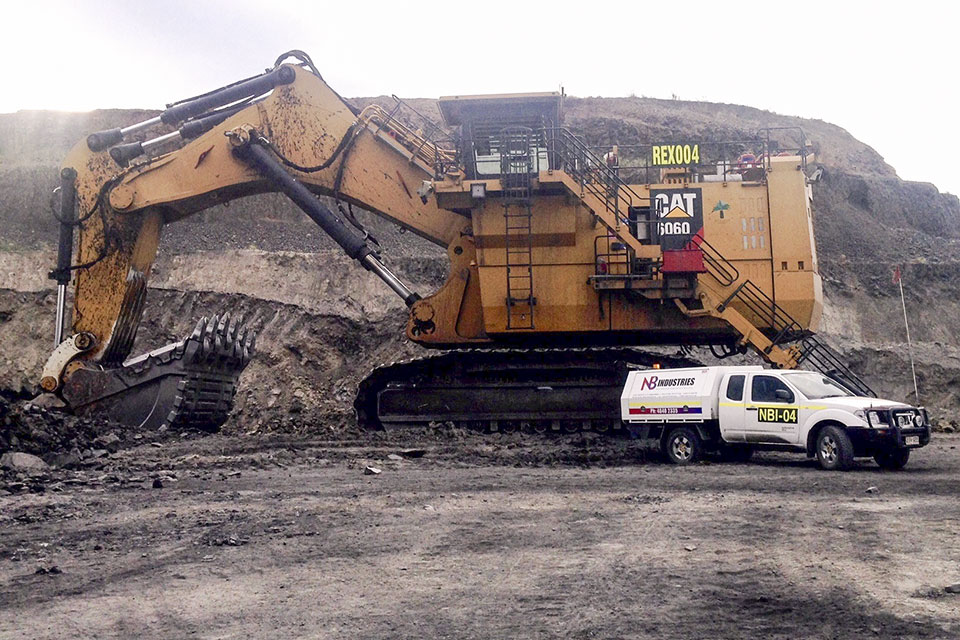 Long Term Coal Mining Maintenance Planner Coppabella mine QLD