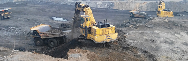 Mechanical Dump Truck Operator Coal Mining Brisbane
