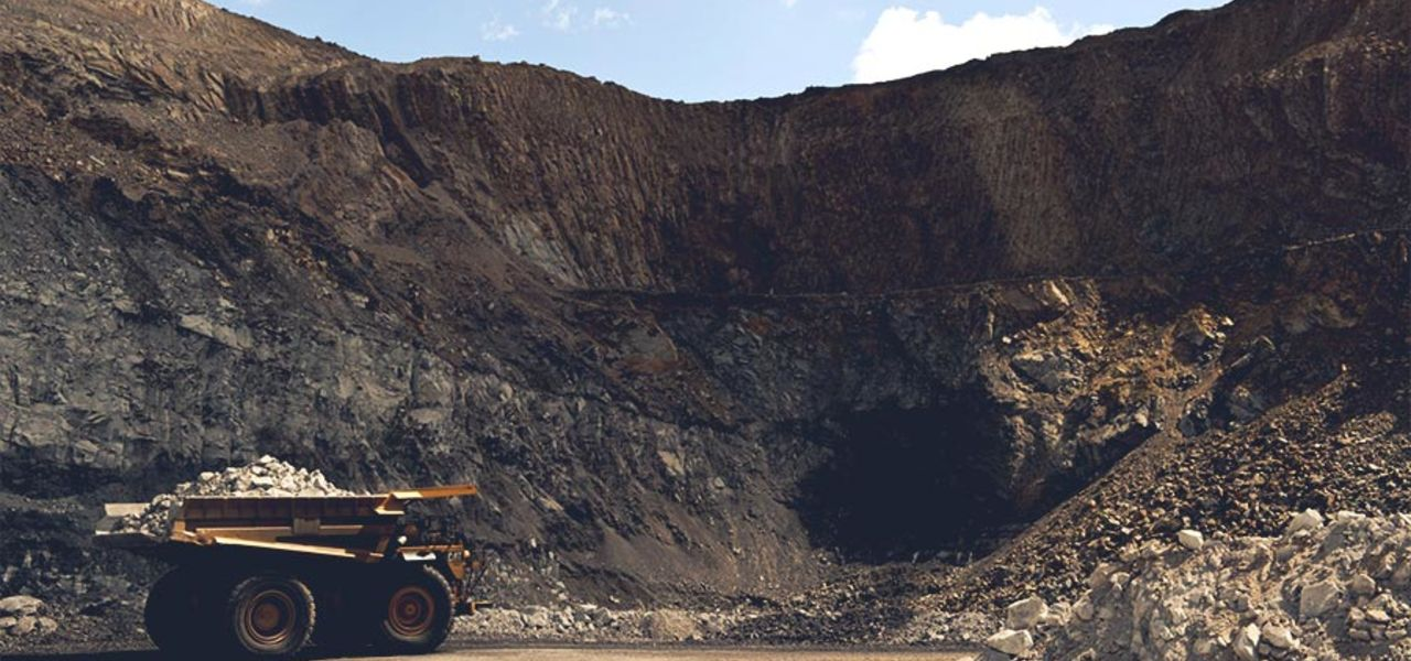 Open Cut Coal Mine Heavy Dump Truck Operator Bowen Basin