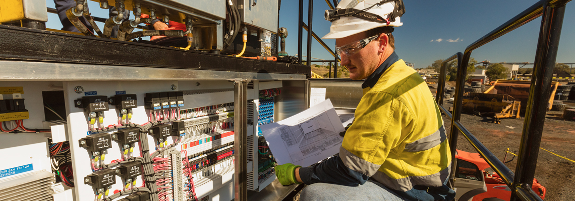 electrical instrumentation technician mining job perth wa