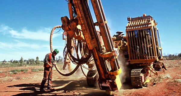 Multipurpose Driller Heavy Vehicle Mine Operator Northern QLD