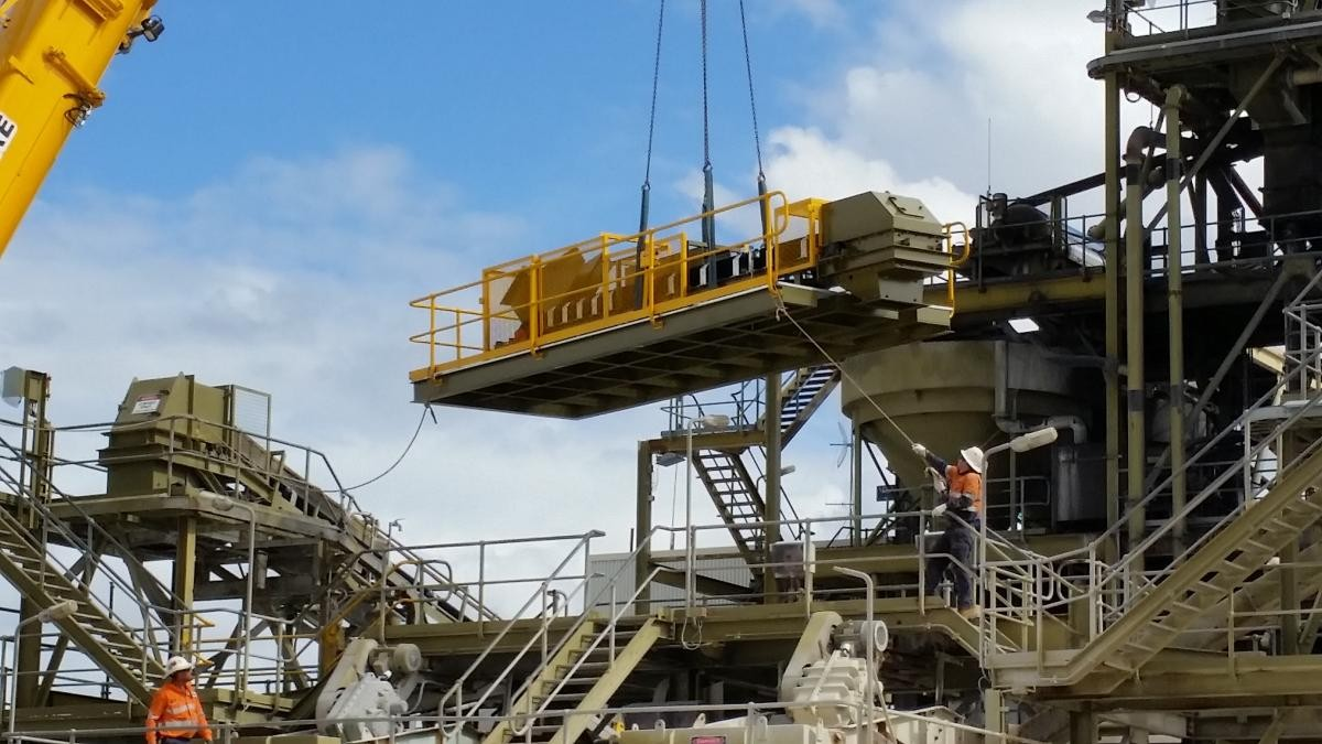 Boilermaker Jobs Telfer Gold Mine site Gold Coast QLD-iMINCO.net Mining Information