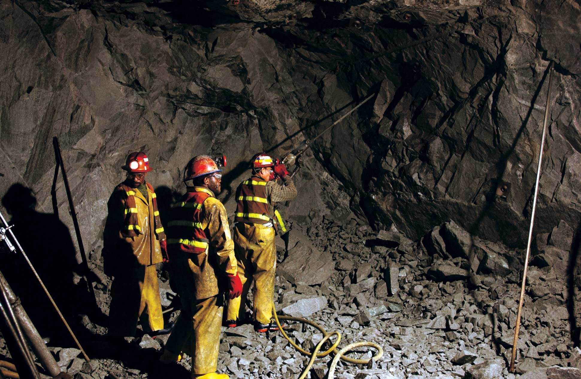 Fixed Term Underground Mining Operators Tradespeople QLD-iMINCO.net Mining Information