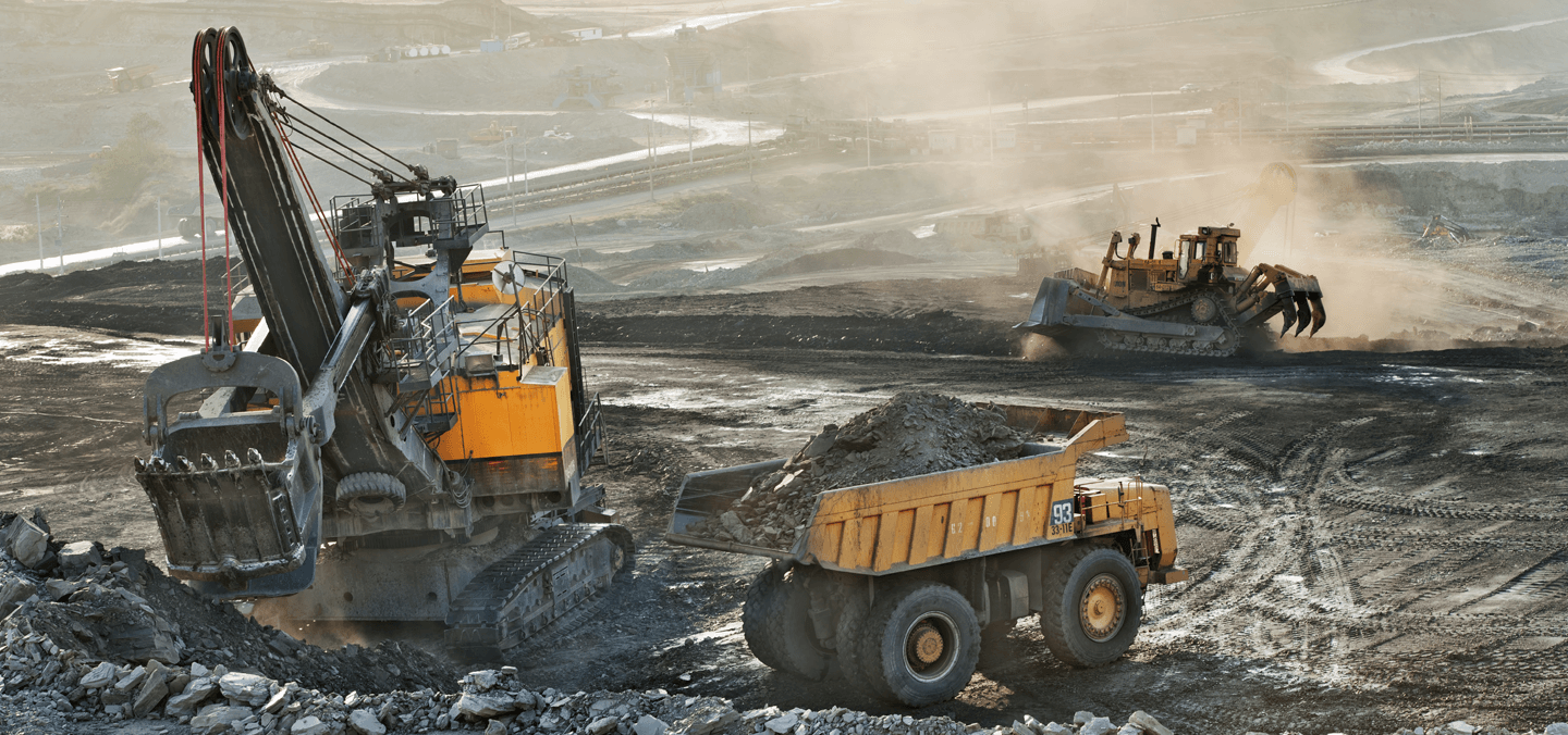 Mining Quarry Haul Trucks Excavators Machinery Operator Townsville
