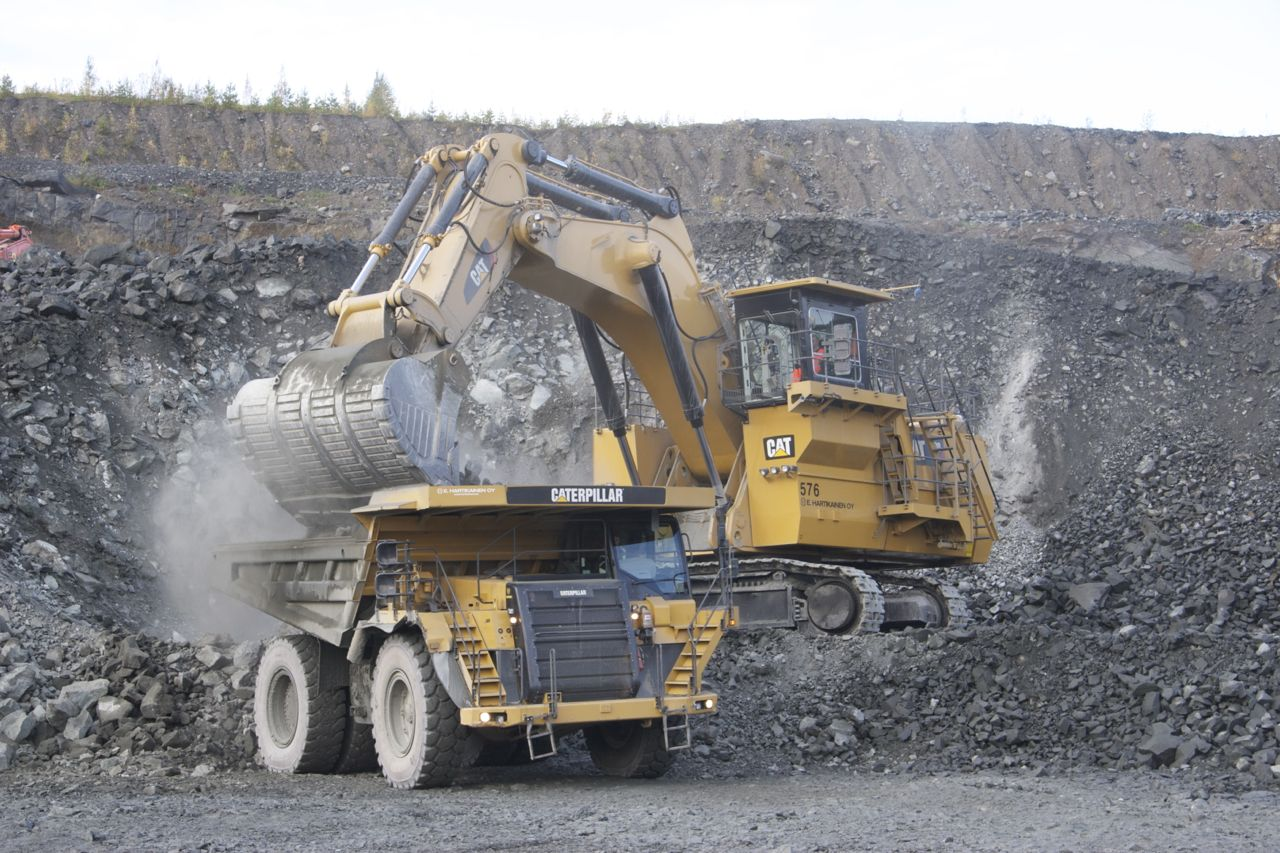 Technical Shovels Excavator Specialist Mining Maintenance-iMINCO.net Mining Information