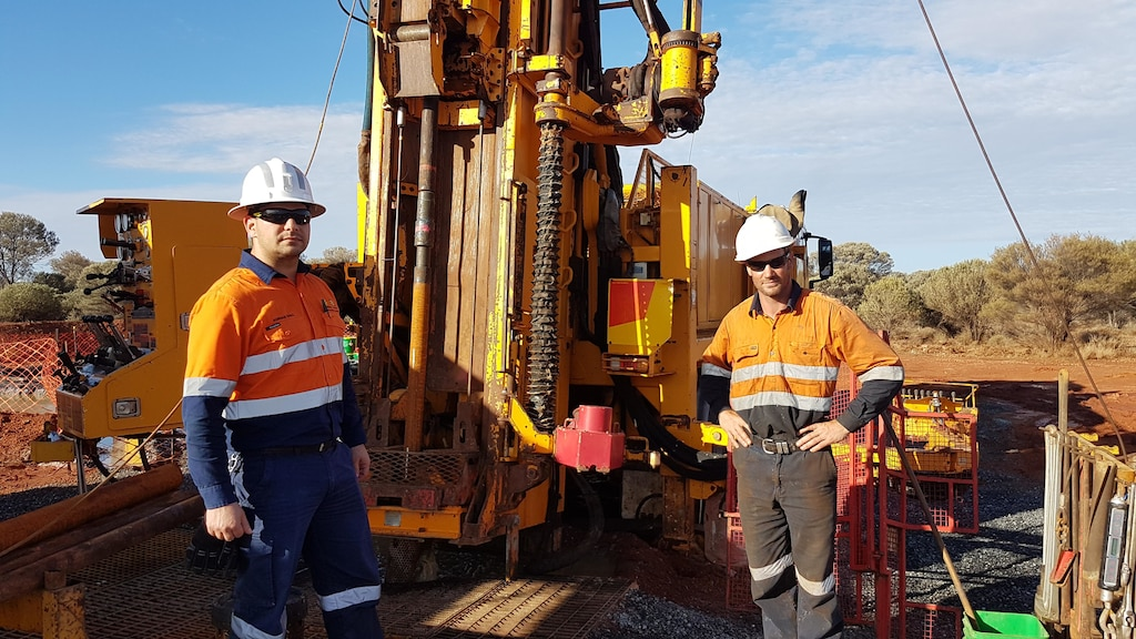 Trainee Underground Mining Diamond Drillers Offsiders QLD