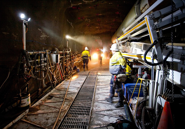ERZ Controllers Underground Mining Experienced Operators Trades QLD