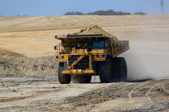 Electric Haul Truck Mining Operators Coal Mining Jobs QLD-iMINCO.net Mining Information