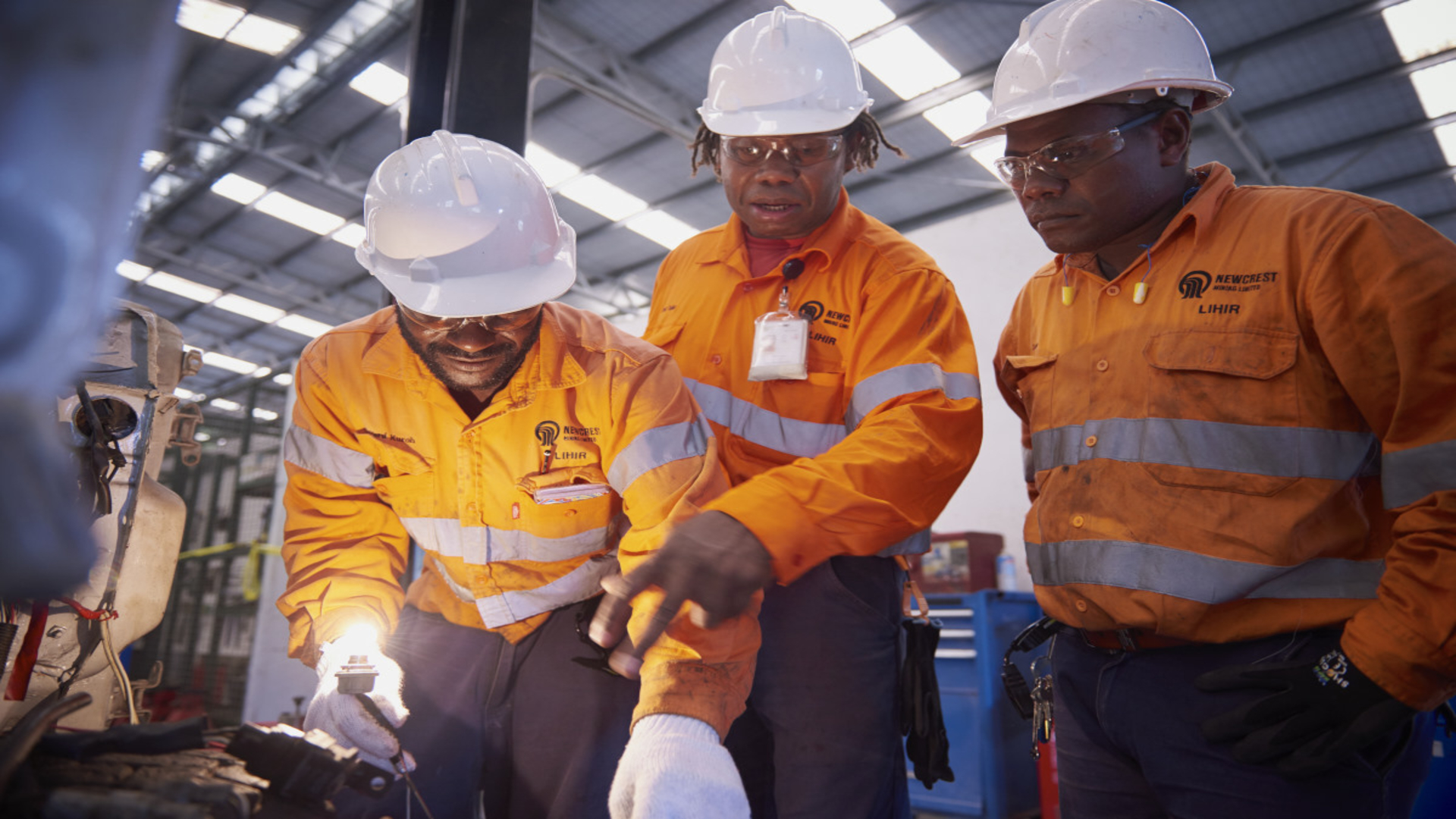 Electrical Mining Mechanical Technician Maintenance WA