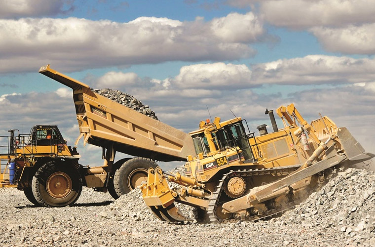 Heavy Mobile Plant Dump truck Operators Civil Quarry Adelaide SA