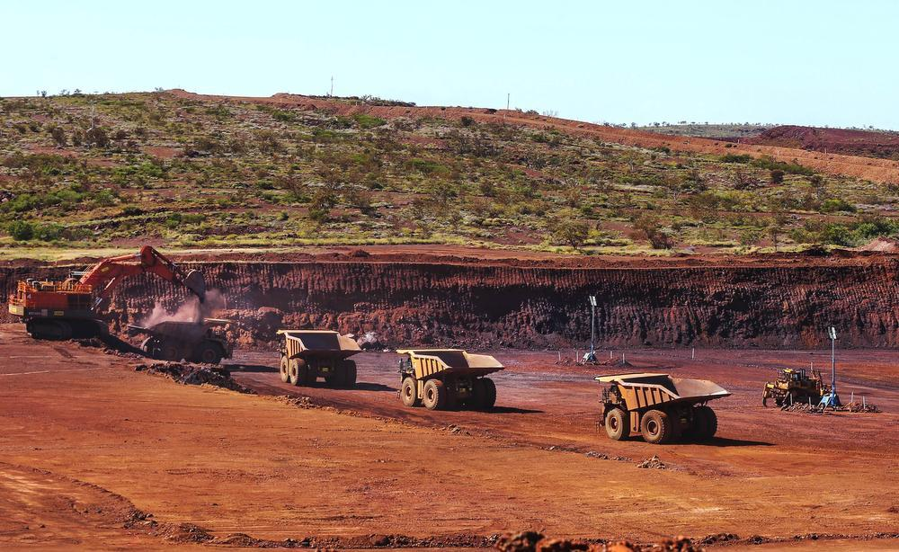 Mining Supervisor Mine Job Shutdowns FIFO Port Hedland WA