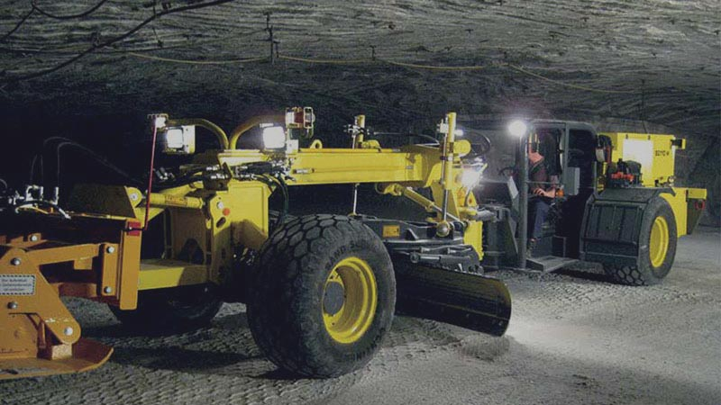 Underground Machinery Coal Mining Grader Operator Queensland-iMINCO.net Mining Information