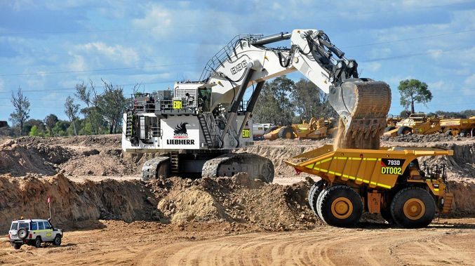 Multi Skilled Heavy Dozer Excavator Mining Operators Baralaba Mine Job