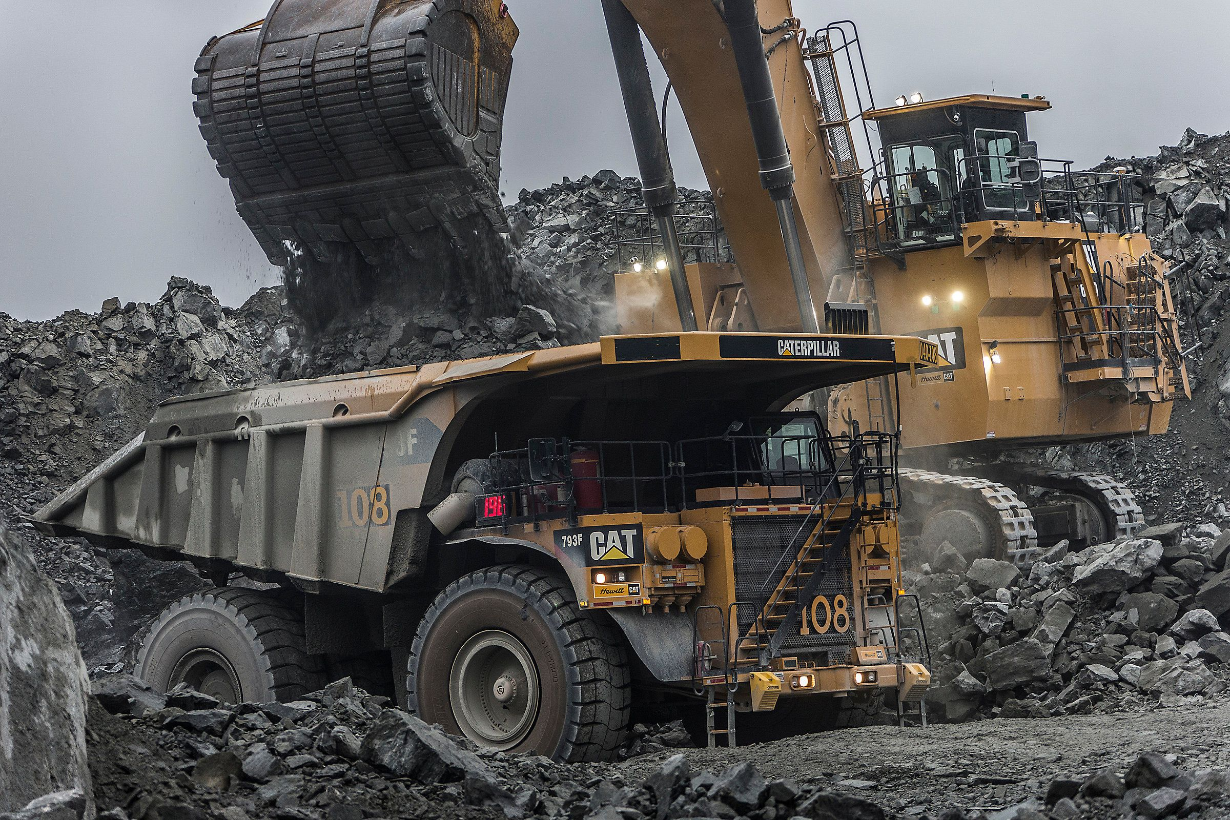 Experienced MultiSkilled Heavy Duty Mining Operators QLD-iMINCO.net Mining Information