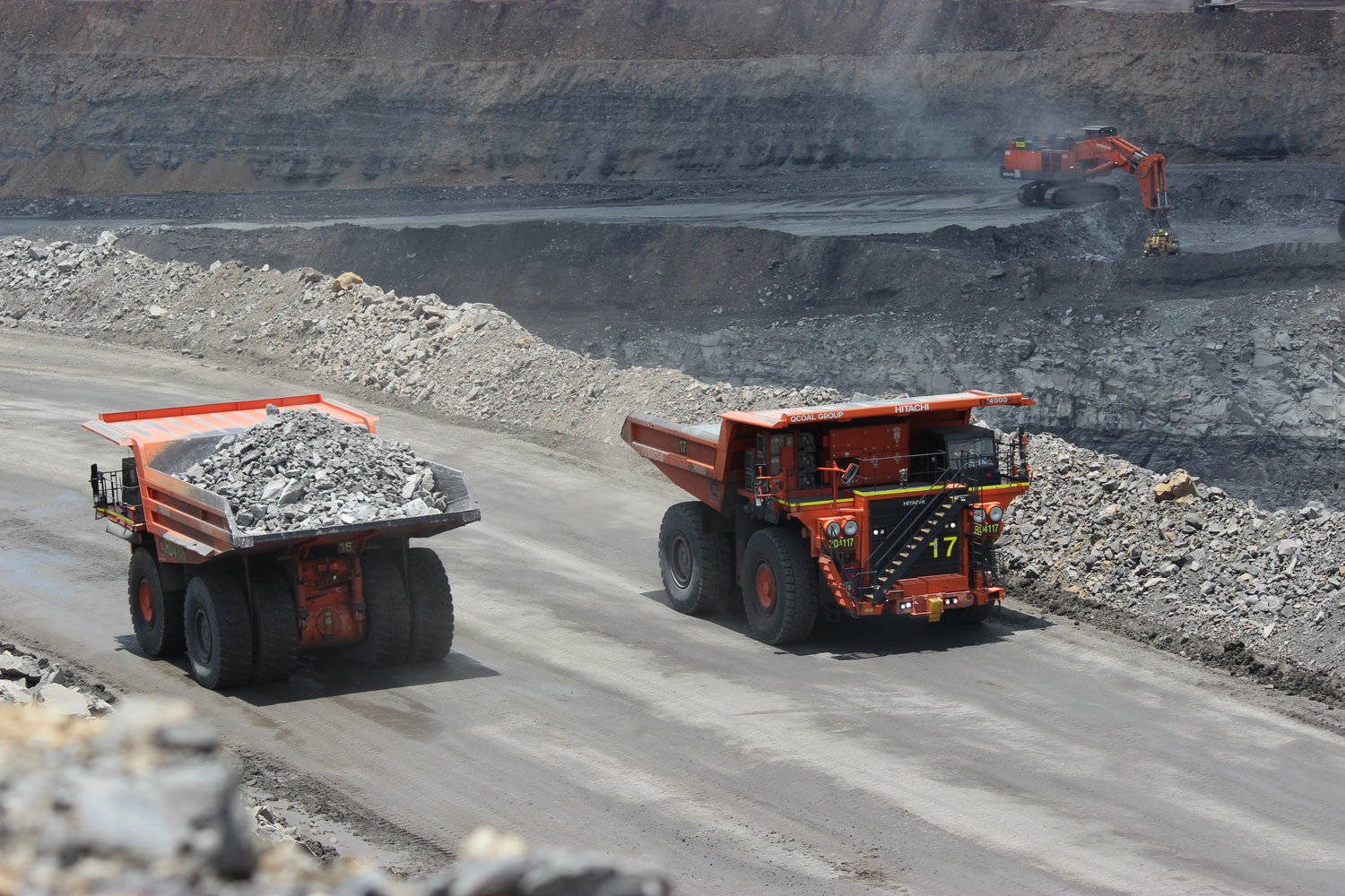 Dump Truck Operators Cloncurry mine jobs DIDO Mt Isa QLD-iMINCO.net Mining Information