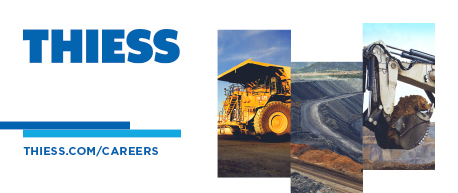 Thiess Coal Mining Information