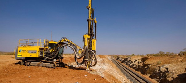 Drill Blast Fitters Maintenance Mining Blackwater Project Rockhampton-iMINCO.net Mining Information