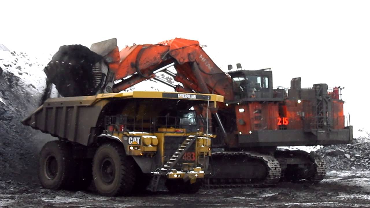 Excavator Operators Coal Mining DIDO Banana Shire Queensland-iMINCO.net Mining Information