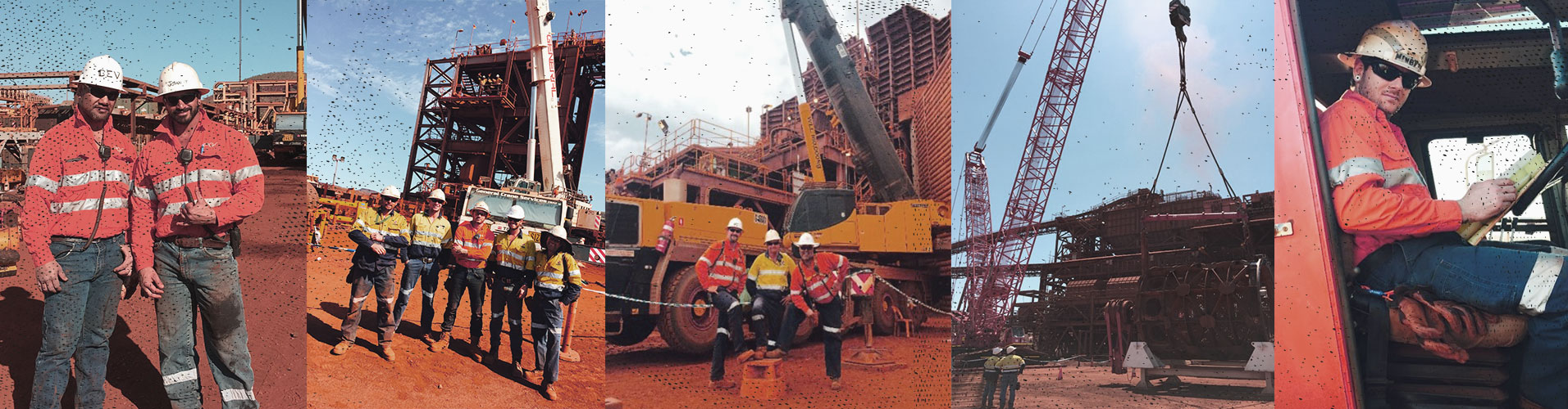 Shutdown Mining Riggers Trade Assistant Cadia mine NSW-iMINCO.net Mining Information