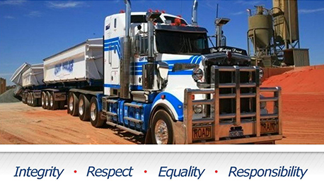 Road Train Operator FIFO Kalgoorlie Operations Perth