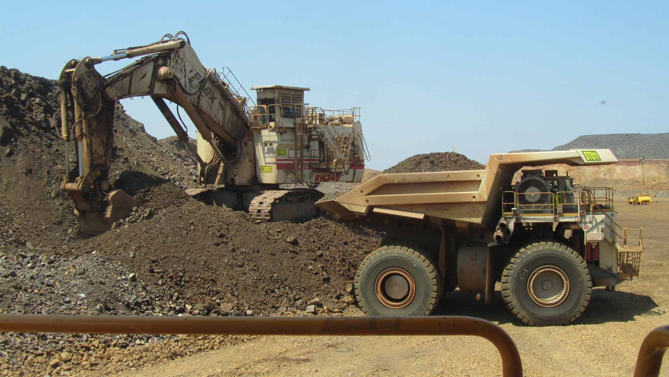 Multi Skilled Heavy Machine Coal Mining Operators Moranbah
