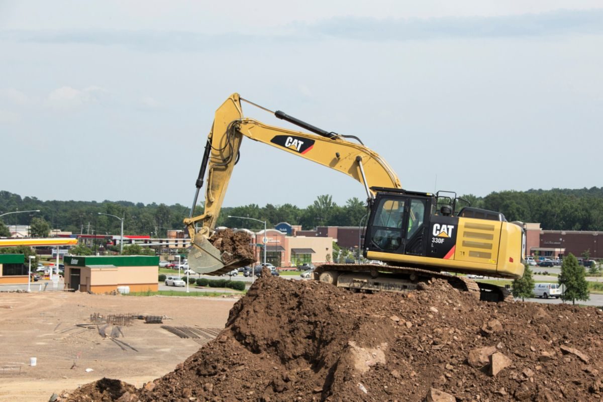 Multi Skilled Heavy Mobile Plant Excavator Operator Townsville